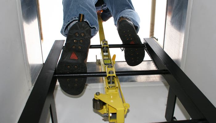 Postes de Seguridad Ladder-Up® 1LU-1